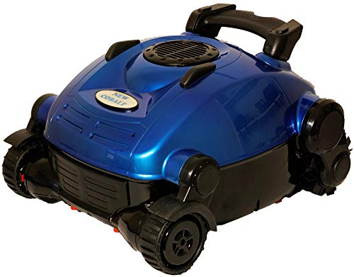 Nu Cobalt NC52 Wall Climber Smart Logic Robotic Pool Cleaner ()