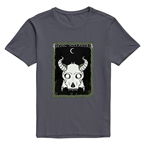 Goldfish Men's Love Brand Asking Alexandria T-Shirt Asphalt