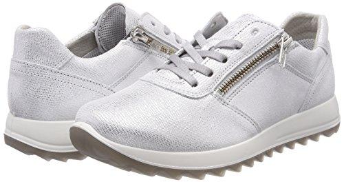 Legero Weiß Damen Offwhite Sneaker Amato qgrX87g