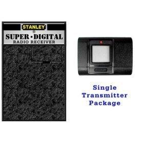 Stanley Receiver With 1 1050 Remote Garage Door Remote