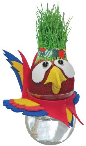 Grow-A-Head Wildlife Parrot