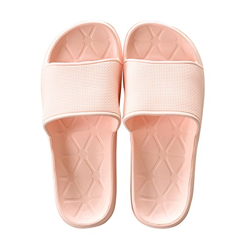 Pink 38 proof slippers Bathroom skid 37 xfpw0q