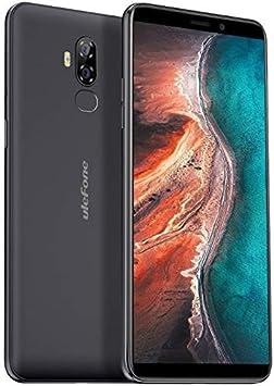 2019】 Ulefone P6000 Plus, 4G Doble SIM móvil (6350mAh Gran ...
