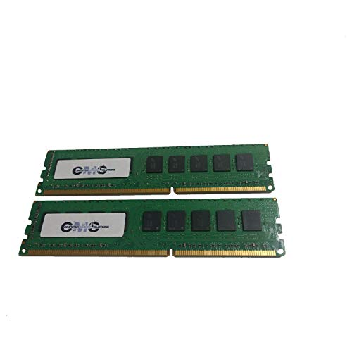 PC3-10600E ECC UnBuffered Memory Kit for HP Z-Series Z400 Z600 6 x 4GB Renewed 24 GB