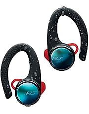 Plantronics BACKBEAT FIT 3100 Bluetooth-sportheadset/hörlurar, In-Ear, IP57 med laddningsfodral, svart