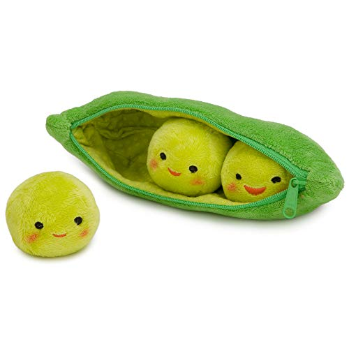 (Disney 3 Peas-in-a-Pod Plush - Toy Story 3 - Mini Bean Bag - 8 Inch)