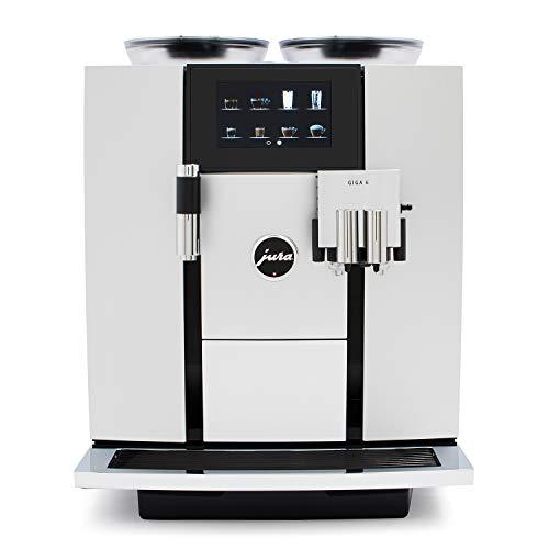JURA GIGA 6 Automatic Coffee Machine, Silver
