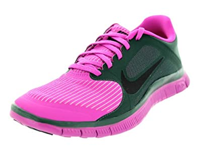 bdf56dcaddb ... livestrong womens nike womens free 4.0 V3 running trainers 580406 603  sneakers shoes barefoot ride ...