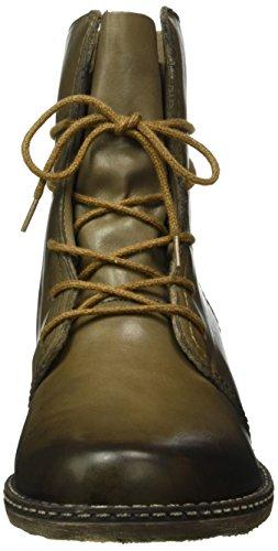 Remonte D4388, Botas Militar para Mujer Gris (murmel/murmel / 42)
