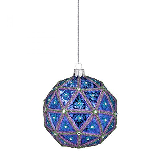 Waterford Times Square Ball - Waterford Times Square Masterpiece Ball Ornament 2017