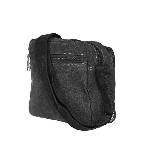 True Shoulder Bag C Black C True qSFwZq