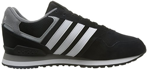 adidas - Runeo 10K - Chaussures de Fitness - Homme Noir Uvfob7