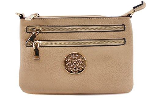 Cross Shoulder Handbag Body Bag Small Messenger YDezire® Women Beige Detachable Bags Over Ladies Ow0xAA