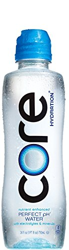 Core Hydration Nutrient Enhanced Water, 24 Ounce(Pack of 12) by CORE