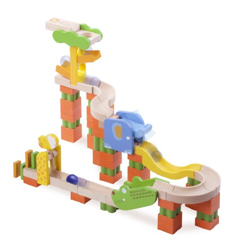 Wonderworld Creative Gravity Play! Trix Tracks Safari Track - Unique Kids Toy Endless Building Options by Wonderworld (Image #7)
