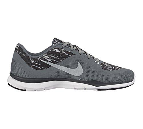 Nike 831578-001 - Zapatillas de deporte Mujer Gris (Pure Platinum / Metallic Silver / Cool Grey)