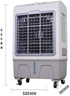 ZZSJC Aire Acondicionado Comercial Ventilador Protección del Medio ...