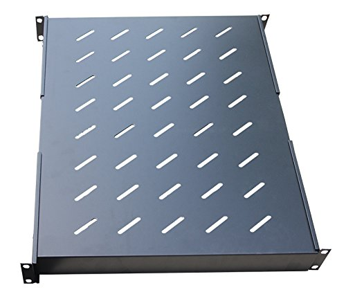 New! 1U Fixed Shelf for Server Rack Cabinets Adjustable from 32