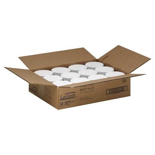 Knorr 095 Bouillions Au Jus Base, 1 Pound -- 12 Case