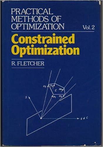 r fletcher practical methods of optimization pdf 43