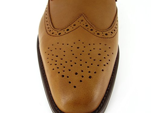 J.Bradford Zapatos Hombre Camel JB-Alain