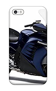 For Benailey Iphone Protective Case, High Quality For Iphone 5/5s Kawasaki Motorcycle Skin Case Cover