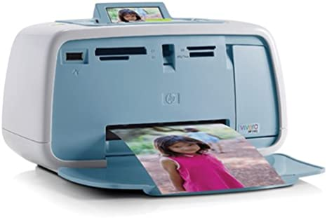 Amazon.com: HP Photosmart A526 Compact Photo Printer ...