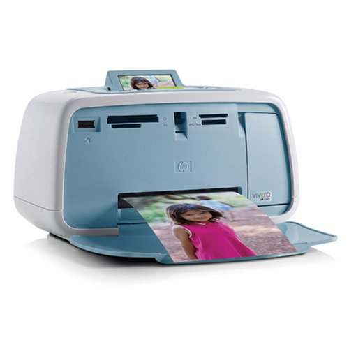 HP Photosmart A526 Compact Photo Printer by HP