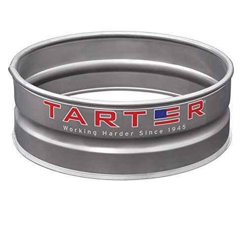 TARTER GATE CO 12'' Feed Cont/Fire Ring
