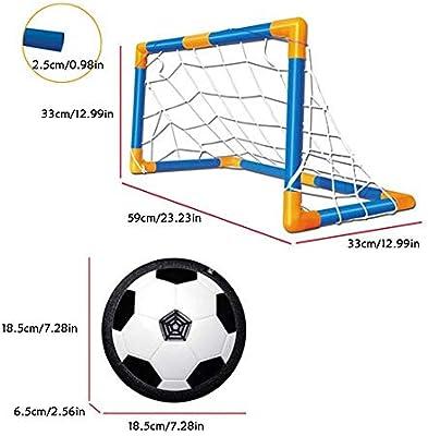Air Hover Ball Fútbol aéreo Juguete Balón de Fútbol Flotante ...