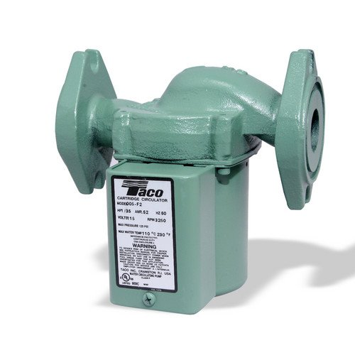 008 Cast Iron Circulator With Integral Flow Check 1/25 Hp ()