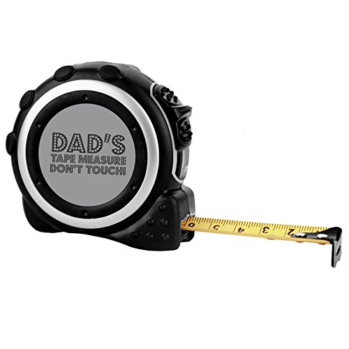 (Personalized Tape Measure For Father's Day)
