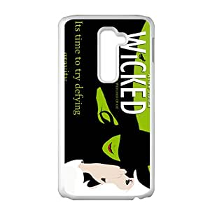 JIANADA Musical Wicked Cell Phone Case for LG G2