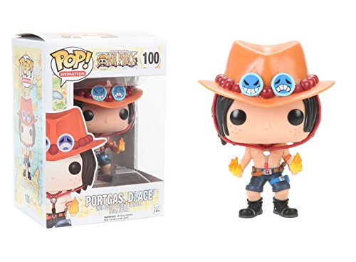 Funko POP Anime: One Piece Portgas D. Ace Action Figure