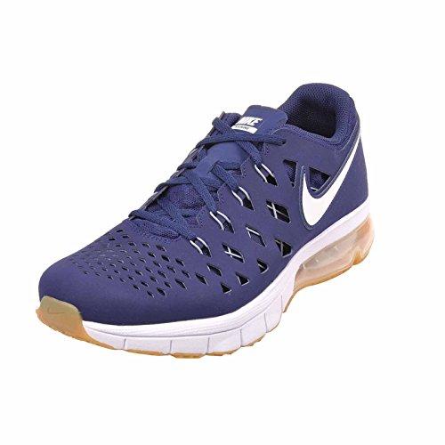 Nike Air Trainer 180 Mens Cross Training Scarpe Binario Blu