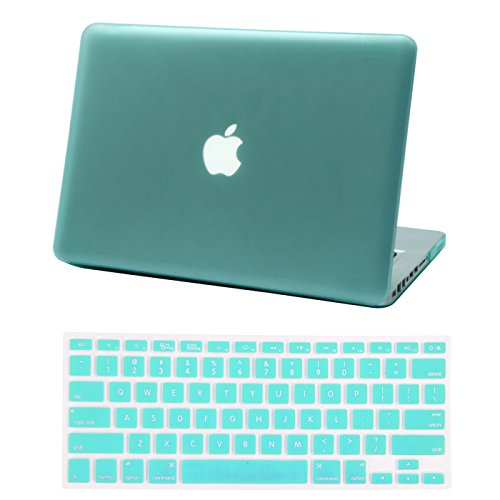 HDE MacBook Pro 13  Case and Keyboard Cover Snap On Protecti