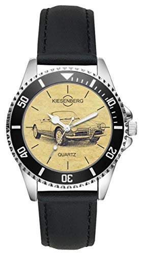 (KIESENBERG Watch - Gifts for Alfa Romeo Giulietta Spider Veloce Fan L-4021)