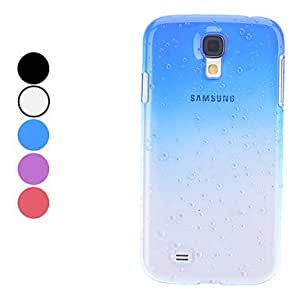 DUR Drop Pattern Hard Case for Samsung Galaxy S4 I9500 (Assorted Colors) , White