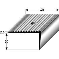 Perfil angular (20 mm x 40 mm) aluminio