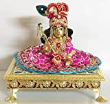 Ladoo Gopal Baby Krishna Decorative 5 Cm Appx God Statue
