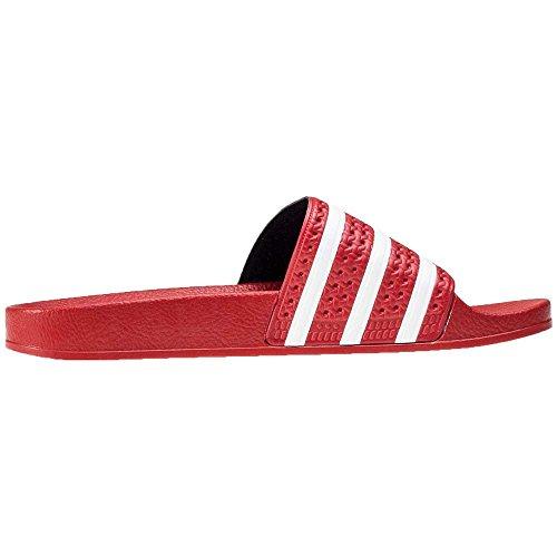 para 10K Adidas Wht Lgtscarlet Mujer Lgtscarlet Zapatillas wF8Ev
