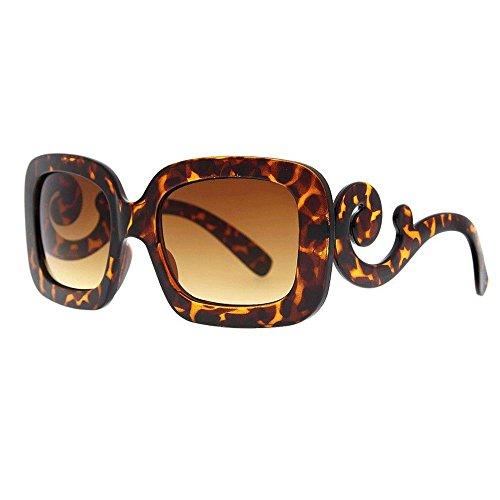 Inspired Oversized Sunglasses - 5