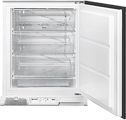 Smeg U3F082P Bajo encimera Vertical 98L A+ - Congelador (Vertical ...