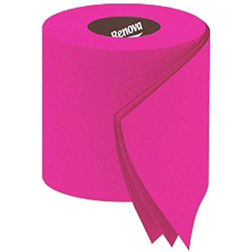 renova colored toilet paper