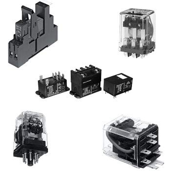 GMP-4PDT-24A-F, Electromechanical Relay 24VAC 160Ohm 5A 4PDT (21.82x28.17) mm THT General Purpose Relay (5 Items) by M.E.C. Relays