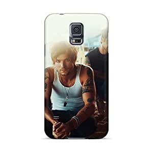 Great Hard Cell-phone Cases For Samsung Galaxy S5 (Oaw18878keUO) Unique Design High-definition Boys Like Girls Band Skin