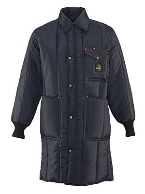RefrigiWear Men's Inspector Iron-Tuff Jacket