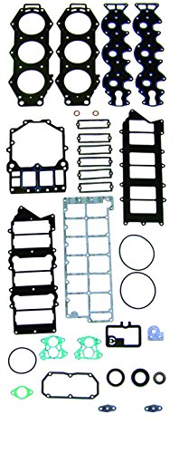 YAMAHA 2.6 Liter HPDI 90° 6 Cyl. Complete Power Head Gasket Kit WSM 500-357 OEM# 68F-W0001-01-00 ()