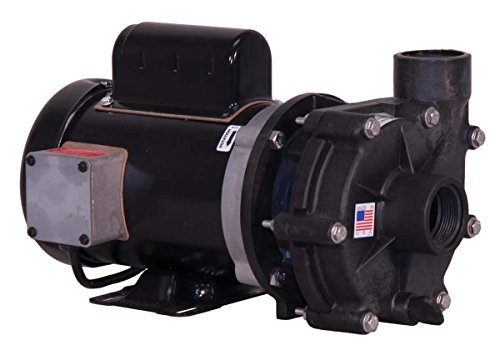 EasyPro EX3600 External Pond and Waterfall Pump 3600 GPH 1/8HP ()