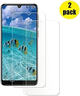 LPCJ [2Piezas, Vodafone Smart V10 Protector de Pantalla, Cristal ...